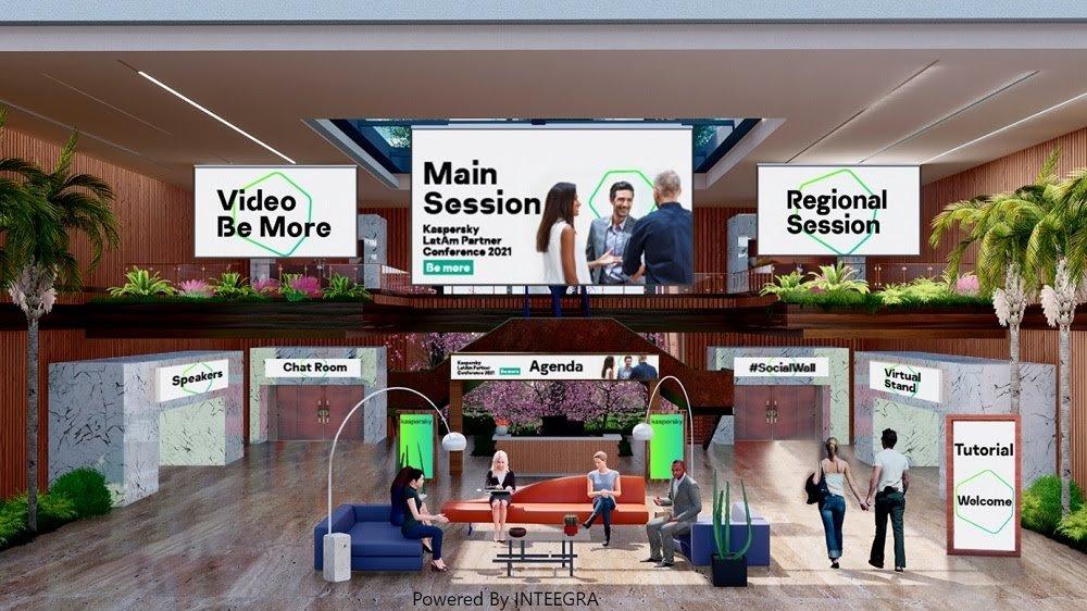 Kaspersky reconoce a Avantic en conferencia virtual de canales latinoamericanos